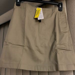 Khaki Skort  for Girls